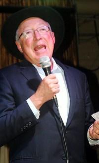 Ken Salazar, former Colorado Senator & Secretary of the Interior under President Barack Obama .