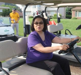 Gina Del Castillo. Executive Director, Latina SafeHouse