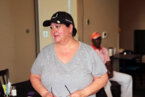 Danita Vigil, Board Secretary for Latina SafeHouse