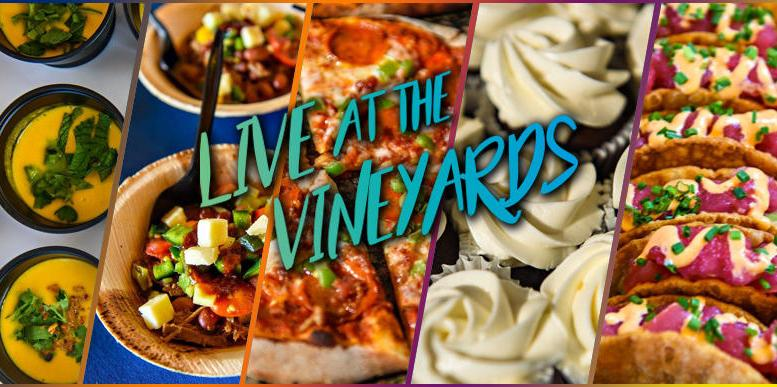 food Live at the Vineyards