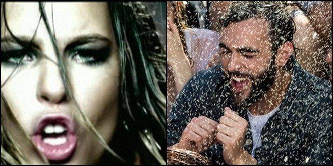 5 videoclipes com chuva