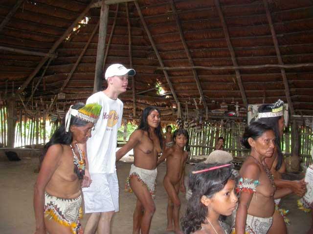 embara tribes girl