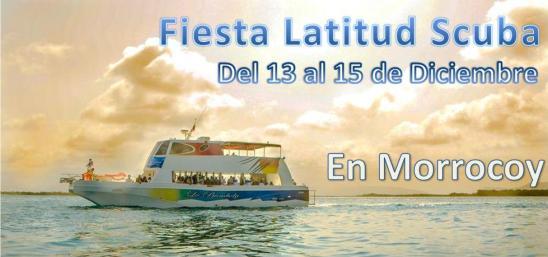 Fiesta Latitud Scuba 2013