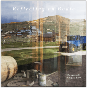 Reflecting on Bodie, Cover