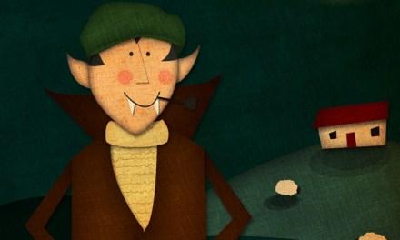 Seamus Dracula Illustration