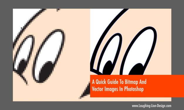 A Quick Guide To Bitmap And Vector Images In Photoshop