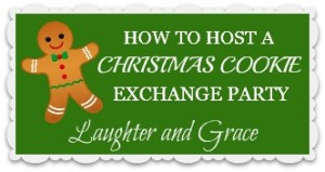 Christmas In July – How to Host a Cookie Exchange {Plus some Yummy Cookie Recipes}