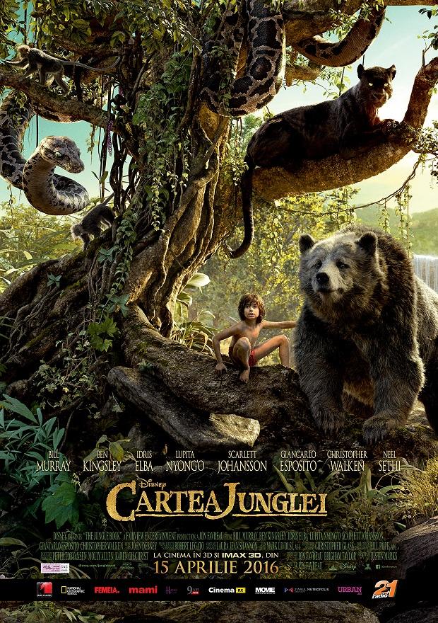 Afis_Cartea Junglei