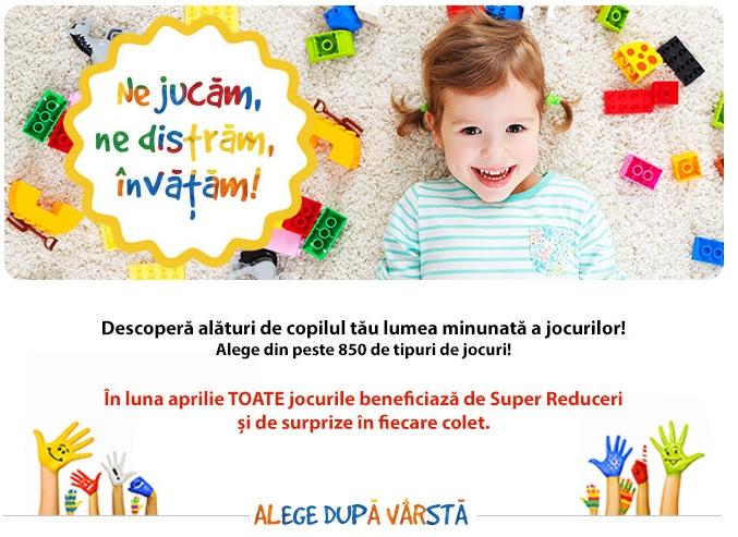 Banner Libris jocuri