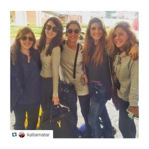 Repost katiamatar with repostapp  We are lucky and wellhellip
