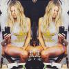 ¡Muévete Kim! Khloe Kardashian presume sus curvas y posa mega sexy para una sesión