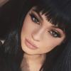 Kylie Jenner enseñó sus sexys abdominales en un top negro