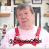 Checa el video con el que Chabelo se despidió emotivamente de su público