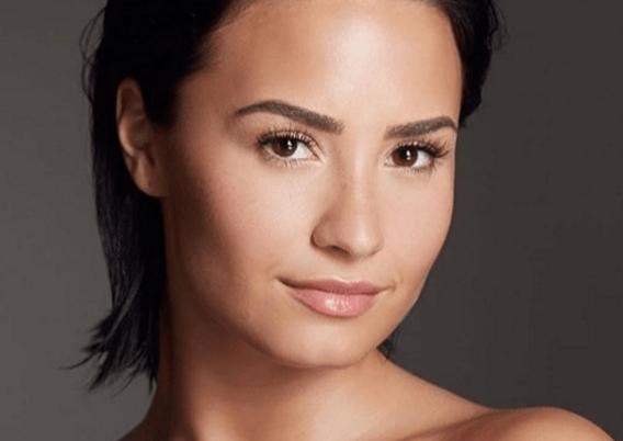 Esta es la foto de Demi Lovato que está siendo criticada por sus fans