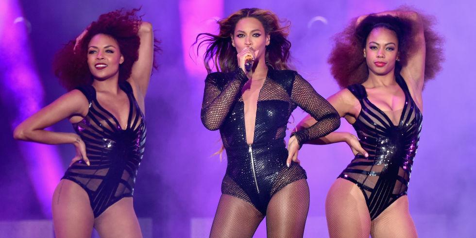 """Beyoncé invitó a dos fans al escenario para que bailaran """"Single Ladies"""" y lo hicieron increíble"""