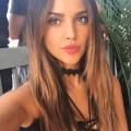 Eiza González desató rumores de posible operación en el busto tras compartir una foto