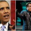 """""""Su espíritu vivirá en sus canciones inmortales"""": Barack Obama da emotiva despedida a Juan Gabriel"""