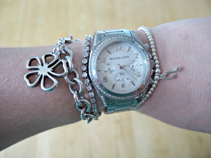 ChloBo Jewellery Review - watch stack