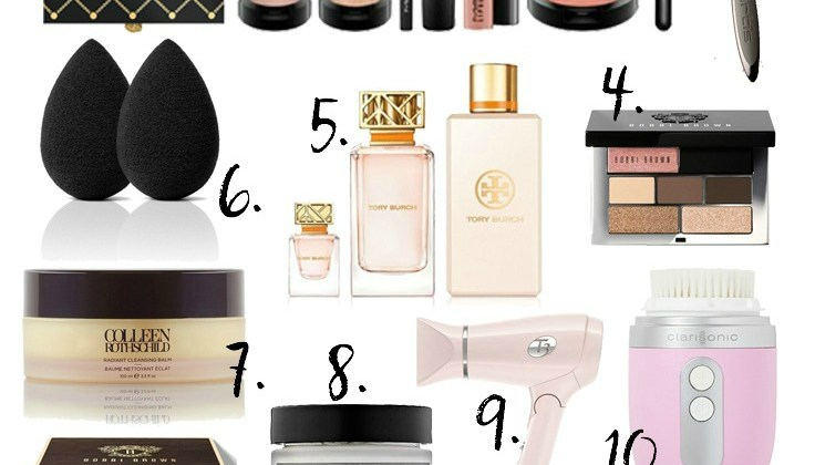Holiday Gift Guide // Beauty