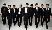 Die Boyband Super-Junior