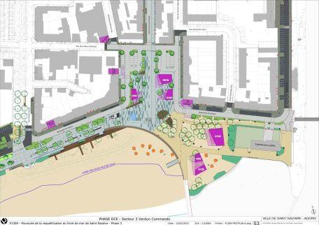 Plan du projet, présenté en réunion publique le 1er juin 2015