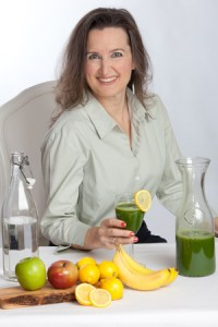 Laurie-and-green-juice