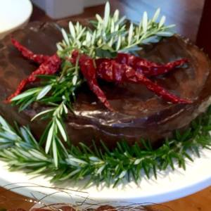 Chocolate Chili Cake (Gluten Free)