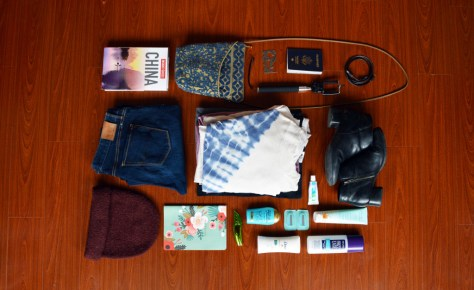 What to Pack For Hot Weather - Packing List for a Casual Weekend in the Intense Humidity or High Temps - A Minimal Guide by a World Traveler | travel traveling traveler traveller minimalist minimally how to checklist global adventure explore explorer wanderlust carry on only carryon carry-on less heat humid casual weekend trip vacation beach