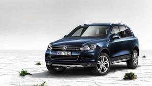 Volkswagen Touareg Hybride