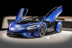 Techrules: une touche italienne pour le super-car chinois prévu pour 2017