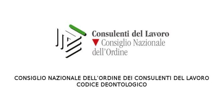 Nuovo Codice Deontologico dei Consulenti del Lavoro 2016