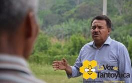 Espacios educativos, salud, seguridad, apoyos al campo ganadero y agrícola también es prioridad: Jorge Flores.
