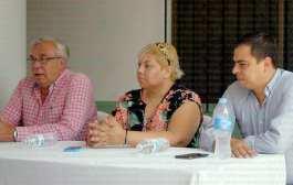 VIDEO - Toma posesión nueva fiscal en Tantoyuca