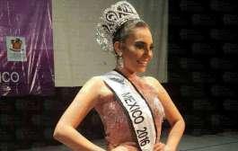 Aldama Tamaulipas obtiene la corona de Nuestra Belleza Juventud México 2016