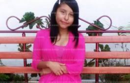 Desaparece jovencita en Cerro Azul