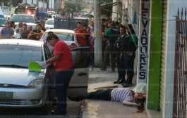 Otro ejecutado, en Poza Rica