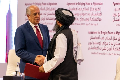 A Bad Deal for Afghanistan - Lawfare