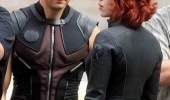 The Avengers meme of Hawkeye staring at Black Widow''s breasts. I wonder why they call him Hawkeye.