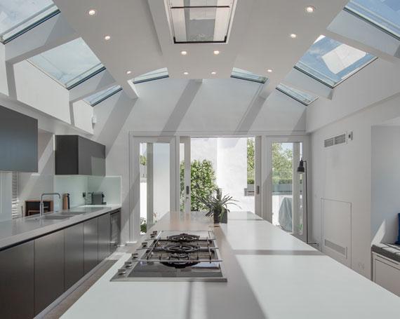 Interior Design – A Kensington Penthouse – London