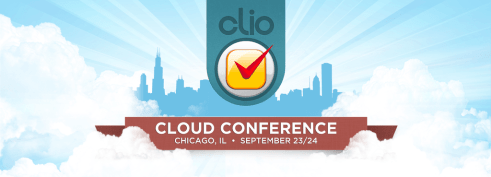 Clio Cloud Conference Logo