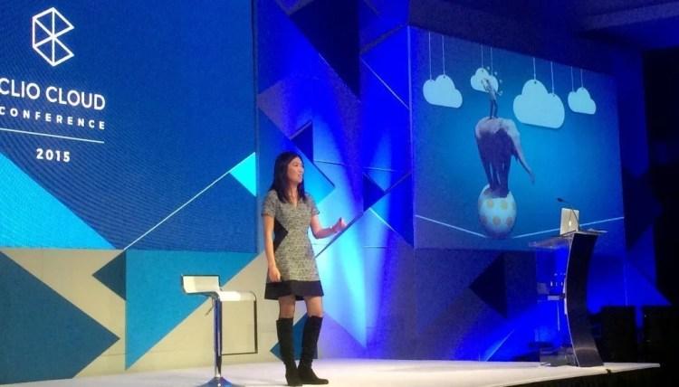 Jeena Cho discusses work/life balance.