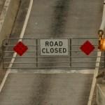 exit closed