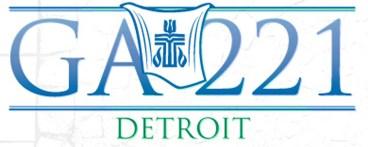 GA logo long