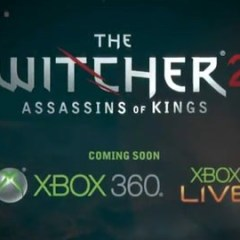 Witcher 2 Xbox 360 Announcement Trailer – Exclusive?