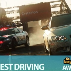 The Lazygamer Awards 2012 – Best Driving Game