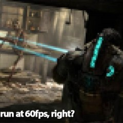 Dead Space 3 on PC is a simple port