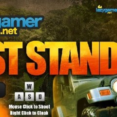 Win amazing prizes with Lazygamer.net's Last Stand and Splinter Cell