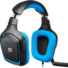 Logitech G430 headset review: Go loud or go home