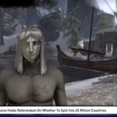 The Onion spoof of TESO a better game