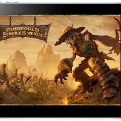Go West with Oddworld: Stranger's Wrath – now available on iOS
